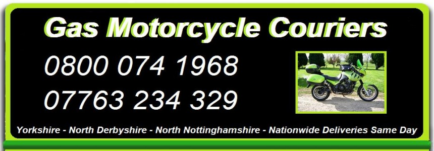 Motorcycle Couriers Leeds
